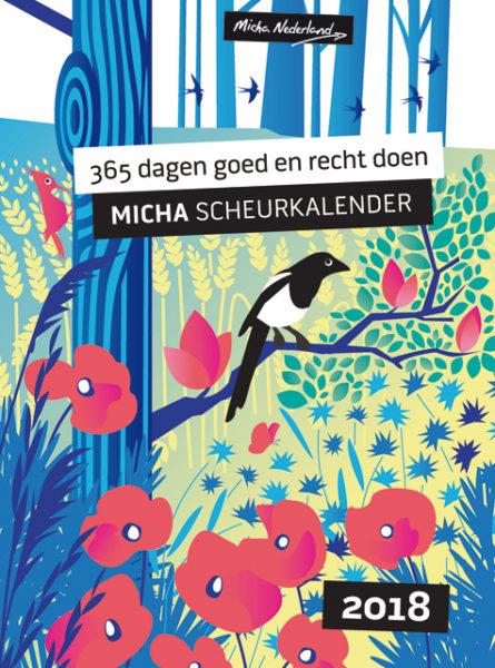 Micha Scheurkalender 2018